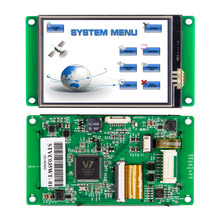 12.1 inch TFT LCD Module with controller board, work Any MCU