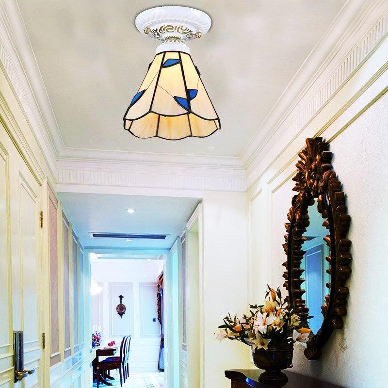 light minimalist ceiling-mounted lumi foyer corridor lamp ceiling lights aislepastoral porch lights kitchen lights balcony DF10 glass ceiling lamps light creative foyer corridor light ceiling lights aislepastoral porch absorb df122