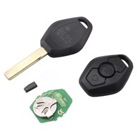 Sostituzione Car Key Remote Key Fob Caso di Shell Per BMW 3 5 7 SERIE Z3 Z4 X3 X5 M5 325i E38 E39 E46 New Car Styling