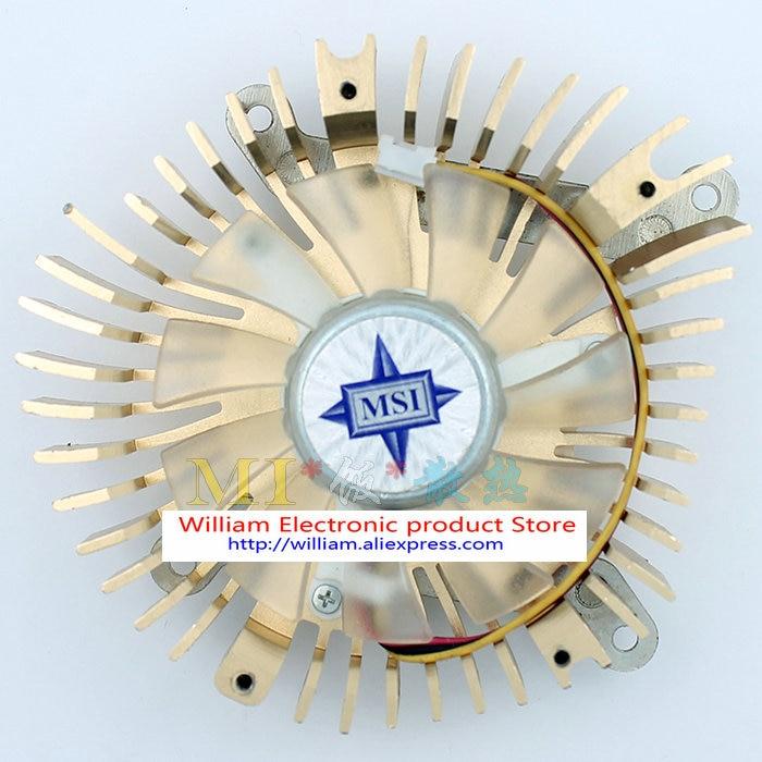 Nieuw origineel voor MSI pitch 43 * 43 mm VGA koeler - Computer componenten - Foto 1