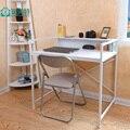 Simple portátil de escritorio del hogar de escritorio para niños mesas de estudio