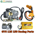 GY6 125 150 Scooter high Performance Carburetor Intake racing cdi  racing coil performance gy6 150cc performance parts