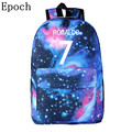 Epoch Fashion 7# Bag Ronaldo Backpacks Travel Backpack For Teenagers Boy Girls School Bags Nylon Backpacks Kids Gift