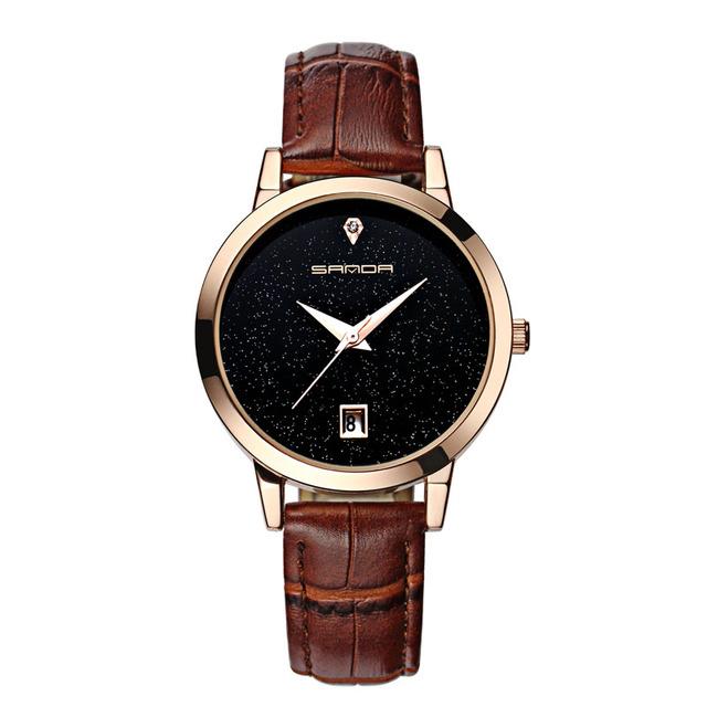 Women's Minimalistic Style Watch