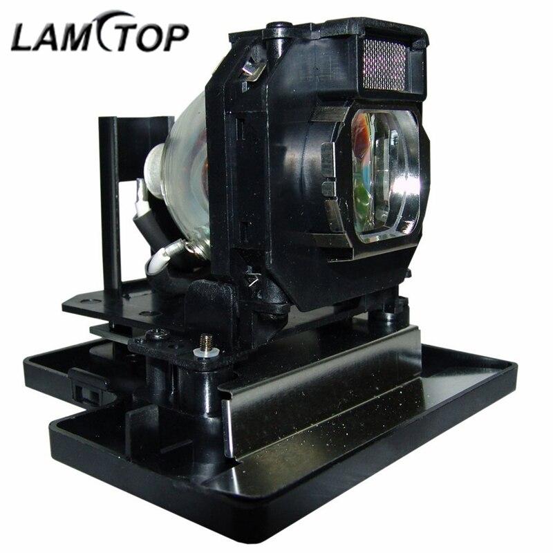 LAMTOP Compatible projector lamp with housing ET-LAE1000 using for PT-AE1000/PT-AE2000/PT-AE3000 projector bulb et lab10 for panasonic pt lb10 pt lb10nt pt lb10nu pt lb10s pt lb20 with japan phoenix original lamp burner