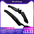 CoolChange Bike Fender Parts 26 Bicycle MTB Front Rear Fenders Cycling Flectional Mountain Mud Road Mudguard Accessories