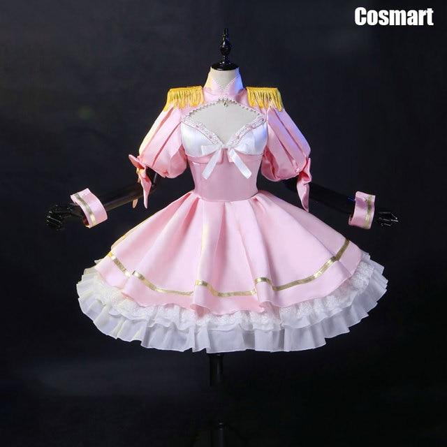 Customized  Anime! As Miss Beelzebub likes it Beelzebub Cosplay Costume  Lolita Maid Dress Lovely Uniform New Hot Free Shipping 45fc83da9a4c