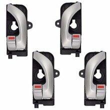 4PCS Für Hyundai Sonata NF 2005-2008 Innen Türgriff Vorne Hinten Links/Rechts 826103K020 826203K020 836103K020 836203K020