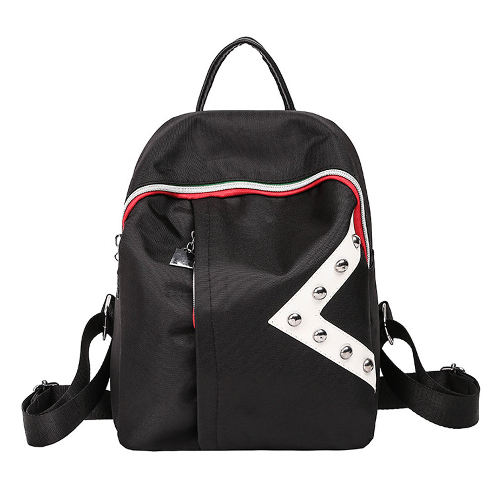 Book Bag College Shoulder Backpacks Student School Oxford Cloth Backpack-in  Backpacks from Luggage   Bags on Aliexpress.com  eab3e2e21fd48