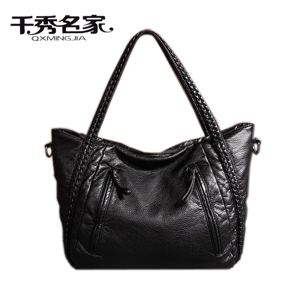 Free shipping Luxury Leather Women Designer Handbag Female Shoulder Bags