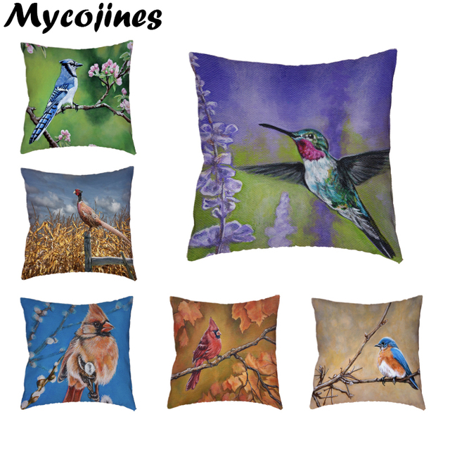 white couches living room with colorful cushions | High Quality White Cushion Cover Purple Flowers Colorful ...
