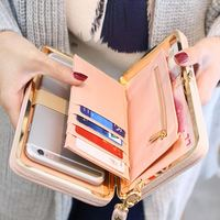 Luxury Women Wallet Phone Bag Leather Case For IPhone 7 6 6s Plus 5s 5 Samsung