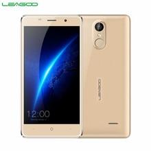 LEAGOO M5 3G 2300 mAh Smartphone Android 6.0 2 GB RAM 16 GB ROM Dört Çekirdekli MTK6580 Çift SIM GPS Parmak Izi 5.0