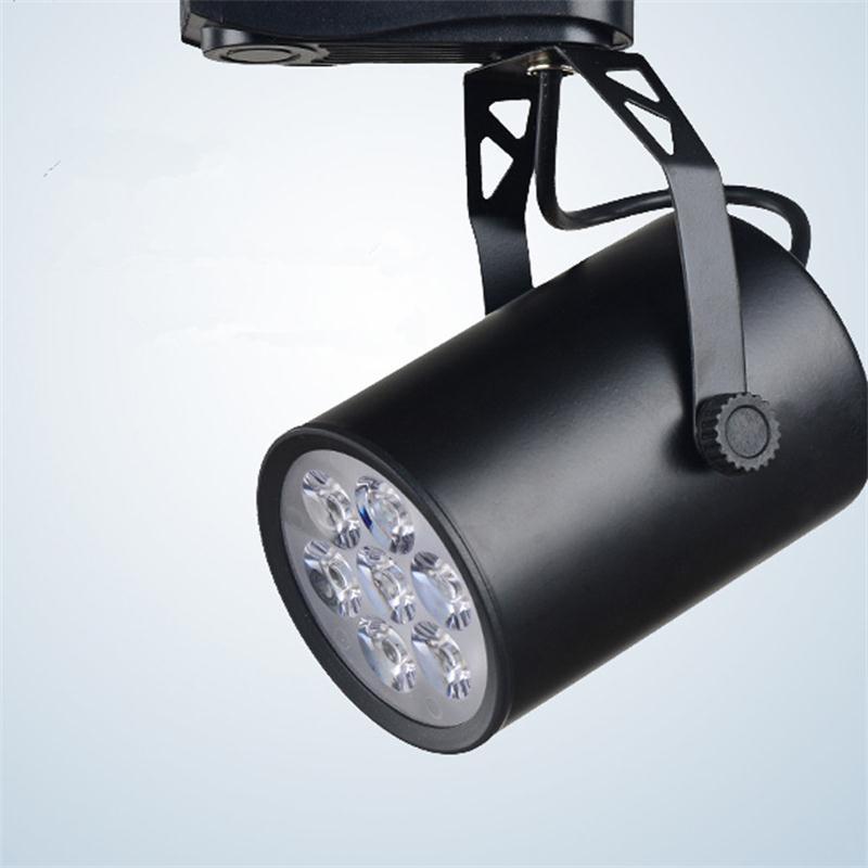 ᗗtrack lamp 7w track light spotlights led track lighting tracks for