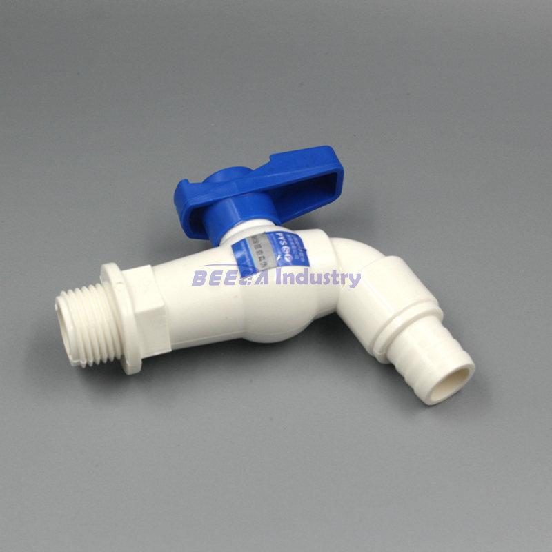 1/2\'\' Tap faucet mop pool faucet plastic PVC plastic washing ...