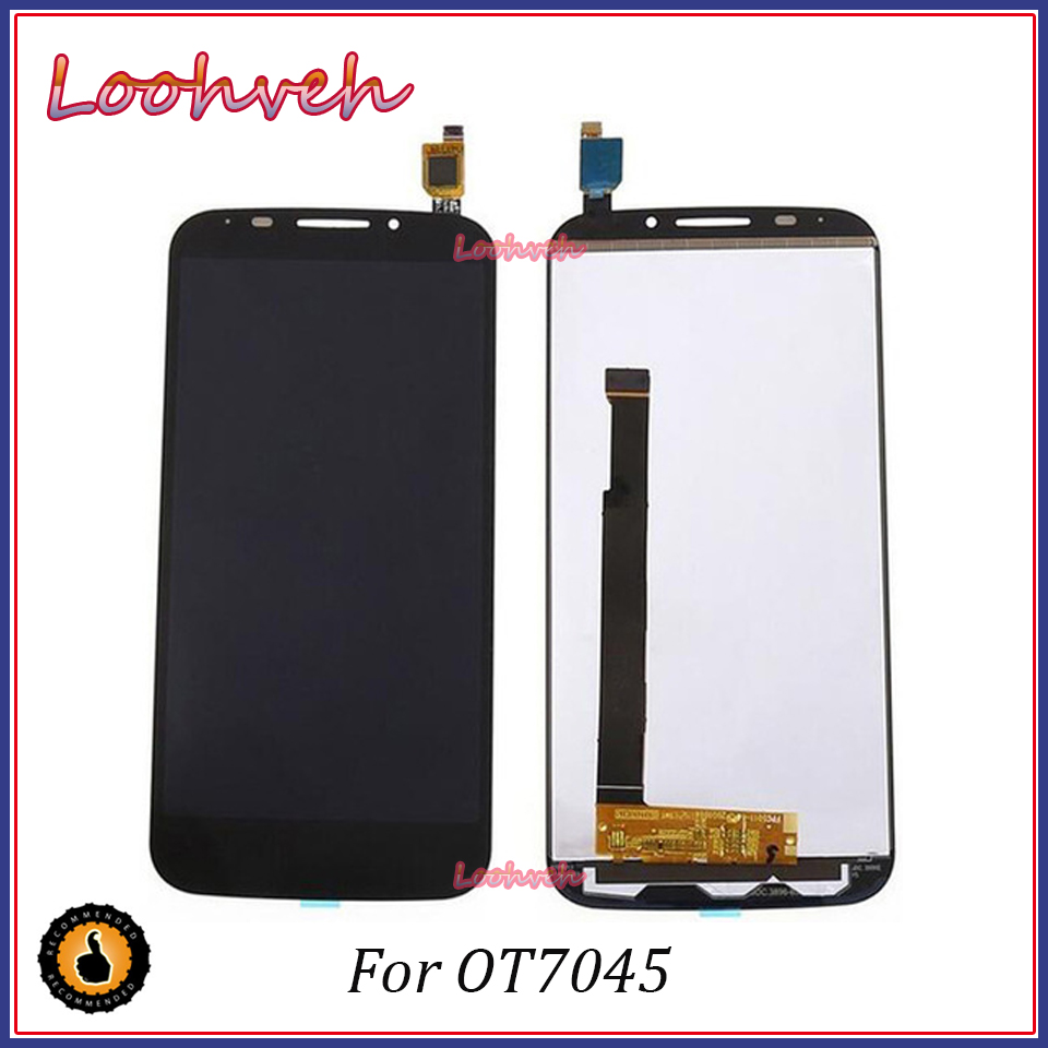 High quality 5.0'' For Alcatel One Touch POP S7 OT-7045A 7045 OT7045 <font><b>7045Y</b></font> LCD Display+Touch Screen Digitizer Assembly image