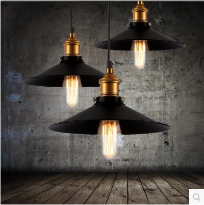 180w retro style loft edison vintage industrial lighting pendant 180w retro style loft edison vintage industrial lighting pendant light with 3 lights fixtures handing lamp light in pendant lights from lights lighting on aloadofball Image collections