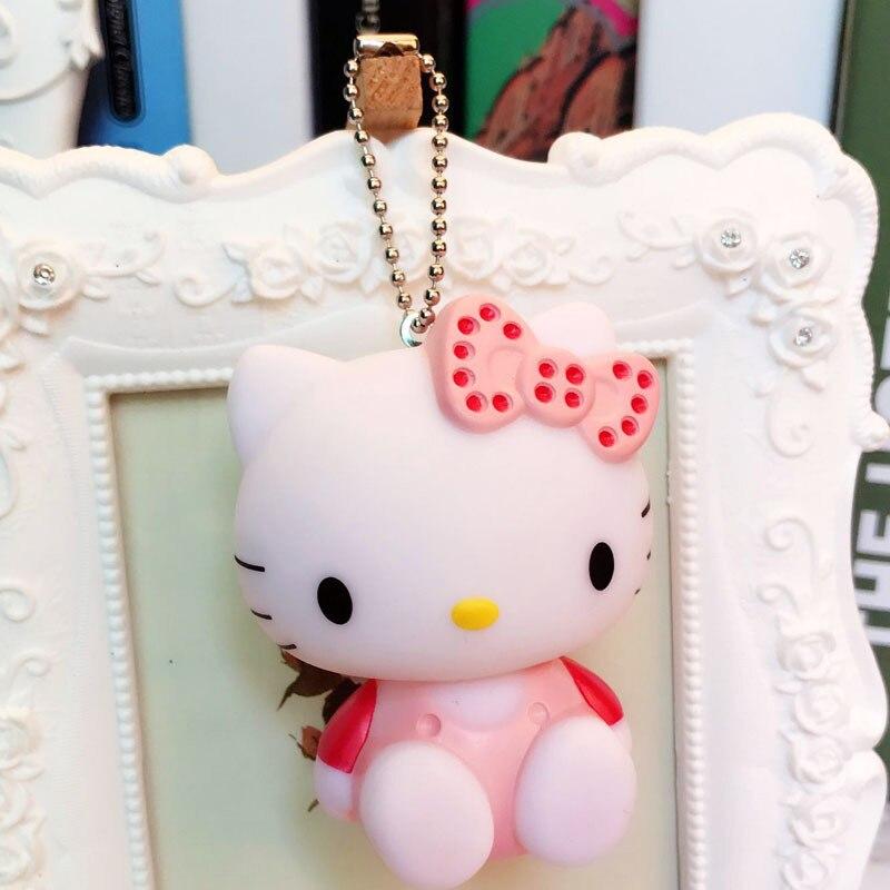 Beautiful Cute Hello Kitty Car Key Chain