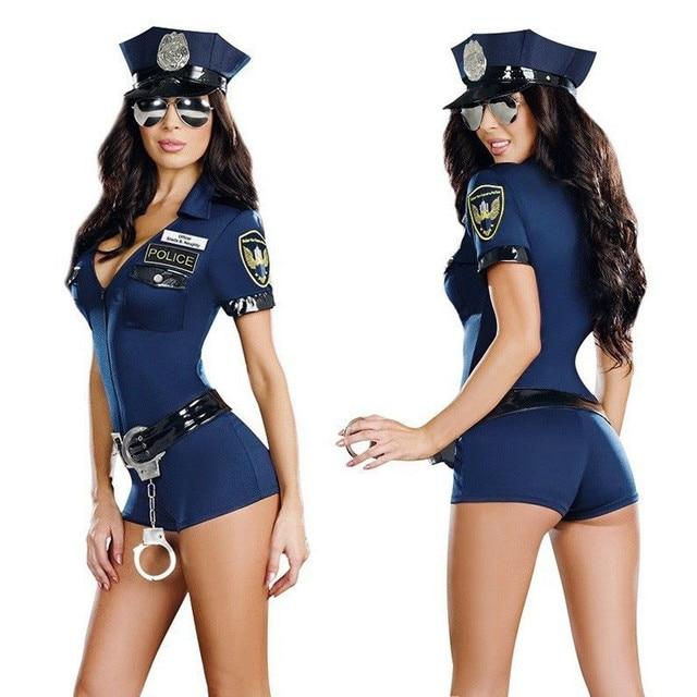 Полицейский девушка секси