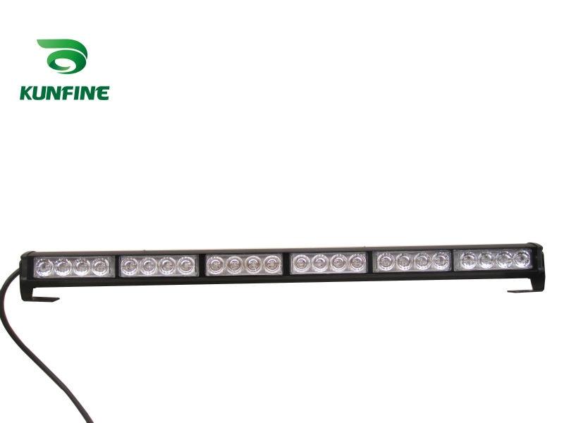 Car LED strobe light bar car warning light car flashlight led light ...