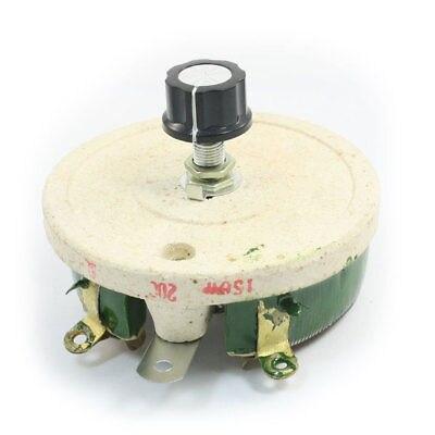 Adjustable Ceramic Potentiometer Rheostat Taper Resistor 150W 1R/2R/5R/10R/20R/30R/50R/100R/150R/200R/500R/1KR/2KR/3KR r