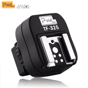 PIXEL TF-325 Hot Shoe Adapter Converter For Sony A65 A37 A77 A57 A100 A200 A230 A300 A350 A330 A380 To YN560III JY-680A Flash