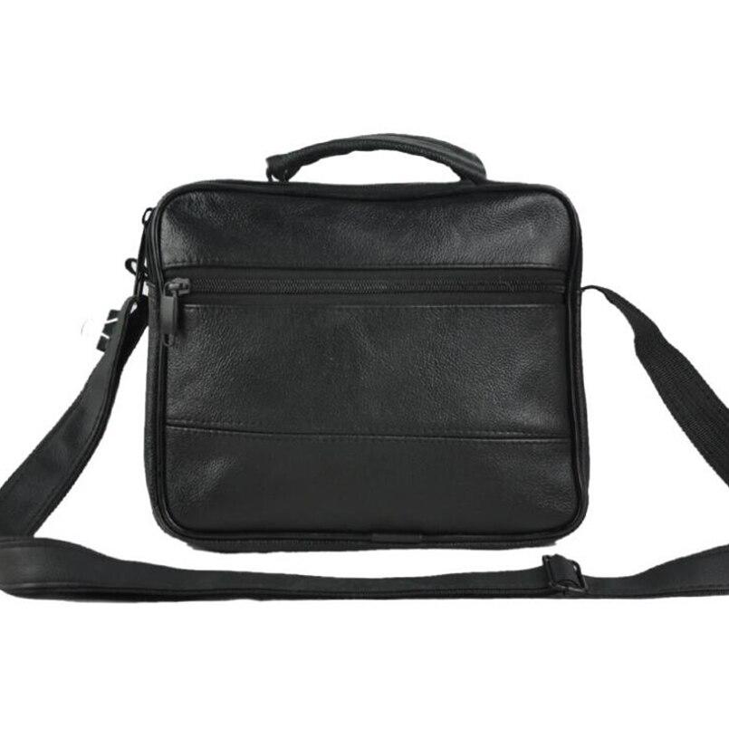sacolas dos homens de couro Cross Body Bags Men : Casual Men Bags