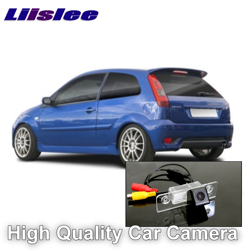 LiisLee Car Camera For Ford Fiesta ST MK5 Classic Ikon 2002~2008 High Quality Rear View Back Up Camera