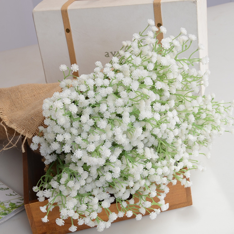 White Sky Stars Bridal Bouquet Cheap Classic Wedding Bouquet Wedding