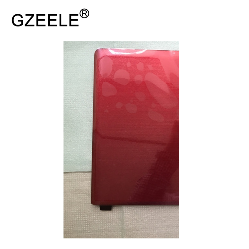 GZEELE new Laptop LCD Back Cover A Shell for DELL Vostro 5460 5470 LCD Rear Lid V5460 V5470 YHRY1 red-in Laptop Bags & Cases from Computer & Office    2