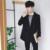 HCXY marca 2016 Outono e inverno Coreano trespassado Blusão casuais jovens do Sexo Masculino Fino Casaco de Lã dos homens Casaco quente grosso
