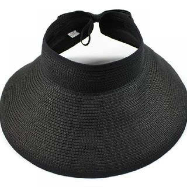 1508e47b36fe9 placeholder COKK Brand New Spring Summer Visors Cap Foldable Wide Large  Brim Sun Hat Beach Hats for