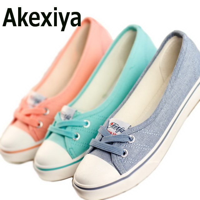 Women Shoes Ballet Flats Loafers Casual Breathable Women Flats Slip On Fashion 2017 Canvas Flats Shoes Women Low Shallow Mouth new arrival low price mens breathable high quality casual shoes suede canvas casual shoes slip on men fashion flats loafers
