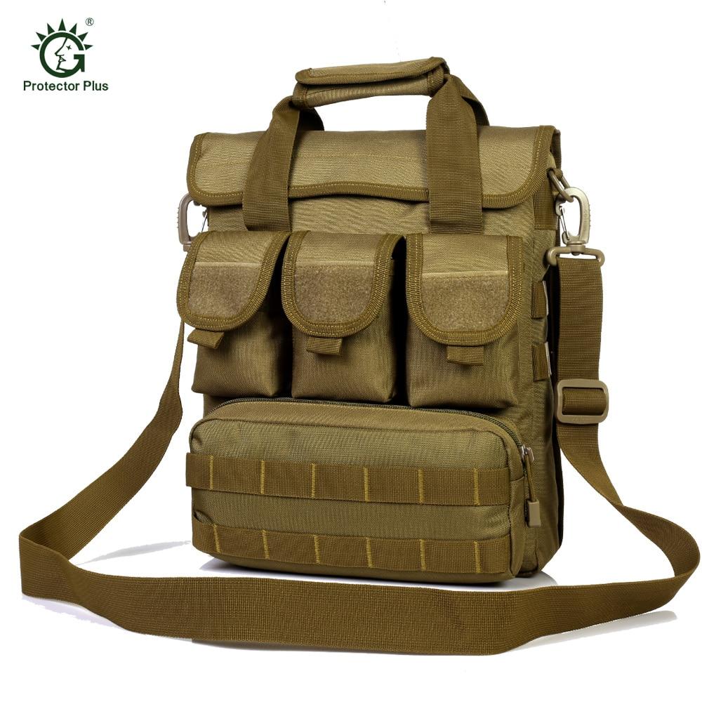 Camping Peralatan Hiking Bag Bahu Bahu Lelaki Messenger Bag Mens Travel Tactical Handy Bag 1000D Nylon Material Crossbody Bag