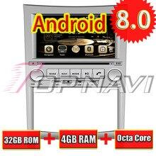 TOPNAVI 7 »Восьмиядерный Android 8,0 Автомобильный gps навигация для Hyundai Veracrus IX55 2006-мультимедийный видео Автомобильный DVD мультимедийный плеер