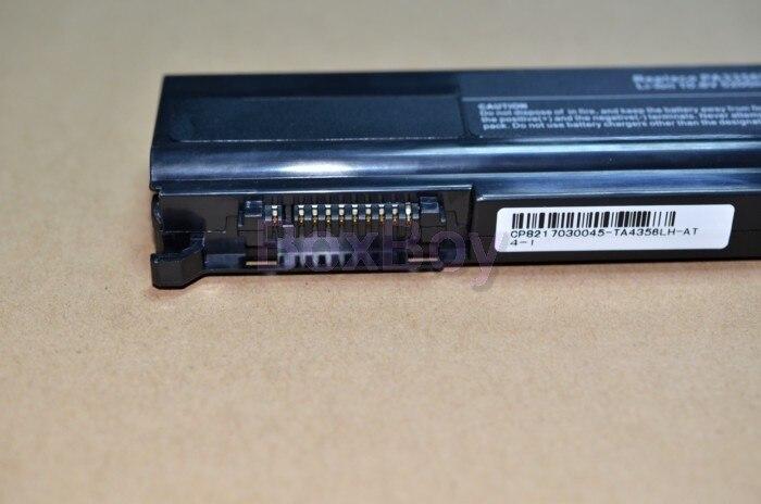4700 mAh, DENAQ Battery for Toshiba Tecra M2V-S330