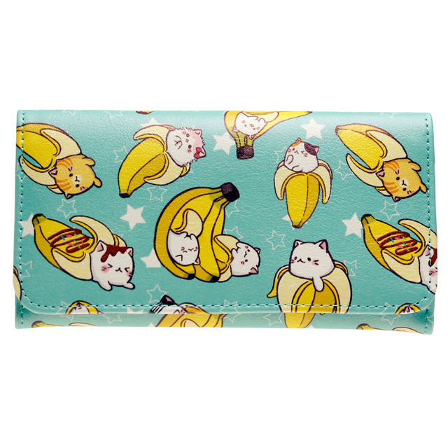 Кошелек женский Банана