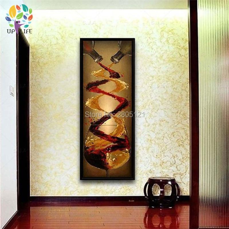 χειροποίητα σχεδιασμένα σπίτι τοίχο - Διακόσμηση σπιτιού - Φωτογραφία 2