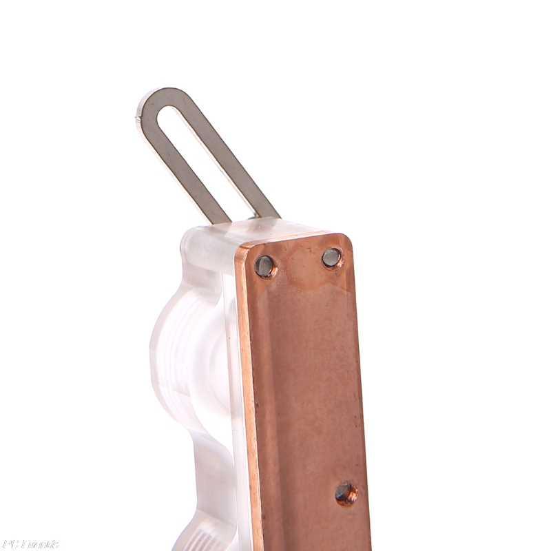 תכליתי MOS Cooler 6/8/10cm MOS מים קירור Waterblock עבור האם ראשי לוח אספקת חשמל גרפיקה כרטיס