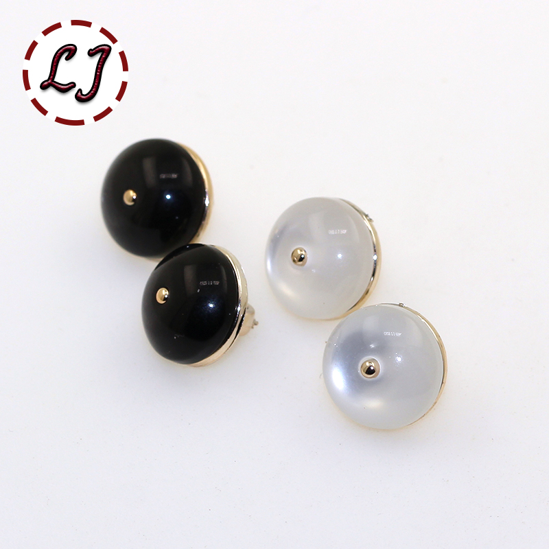 2015 new fashion 30pcs/lot beads combined buttons round plastic button clothing sewing accessories scrapbook