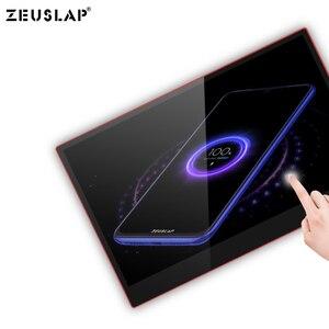 Image 5 - ZEUSLAP USB C HDMI 1080 P HDR 10 Ponit Toccare Portatile Dello Schermo del Monitor Per Il Gioco Host, thunderbolt Tipo C Del Telefono e Del Computer Portatile
