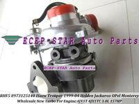 Free Ship RHF5 8973125140 VIDS Turbo Turbocharger For ISUZU Trooper 1999 04 For HOLDEN Jackaroo Monterey 4JX1TC 4JX1 4JX1T 3.0L