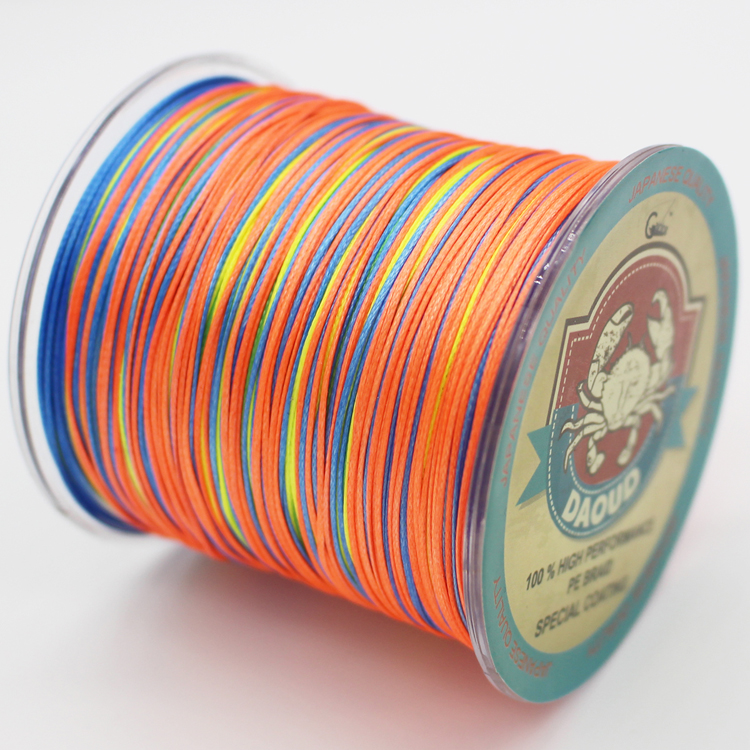 100m 16 strands braided fishing lines2