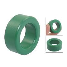 Промо-акция! 36 мм наружный диаметр зеленый Железный индуктор катушки тороидных ферритовых сердечников