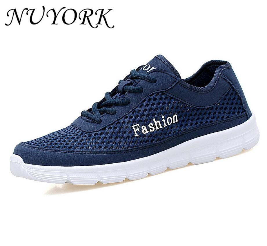 New listing hot sales Summer breathable sports font b shoes b font net font b men