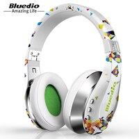 Bluedio Air Original Bluetooth 4 1 Wireless 3D Stereo Deep Bass Fashion Headphones With Microphone