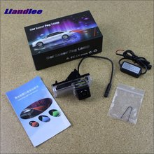 Liandlee Car Tracing Cauda Laser Light For Toyota Reiz Mark X MarkX 2004~2009 Special Anti Fog Lamps Rear Anti-collision Lights