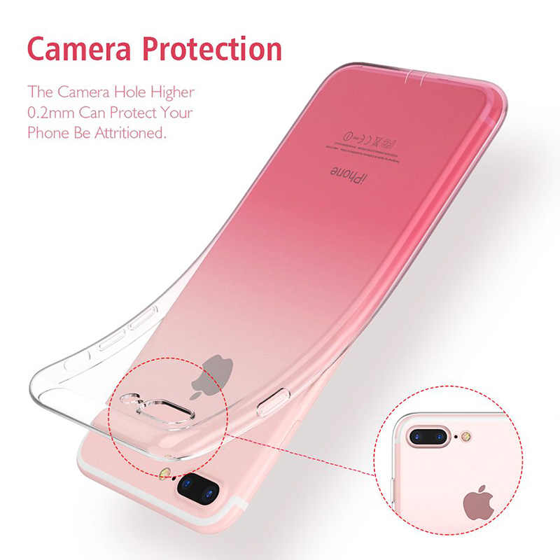 Transparent For Xiaom Redmi Note 5 6 Pro S2 4X Case Silicone For Xiaomi MI 8 Lite A2 Lite 5X 6X A1 8 SE Pro Pocophone F1 Cover