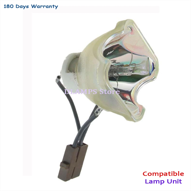 High Quality VT70LP Replacement Projector Bare Lamp For NEC VT37 / VT47 / VT570 / VT575 / VT70 Projectors