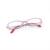 Pure titanium quadros ultra-leves mulheres óculos ópticos armação dos óculos de prescrição óculos de armação óculos de miopia para as mulheres